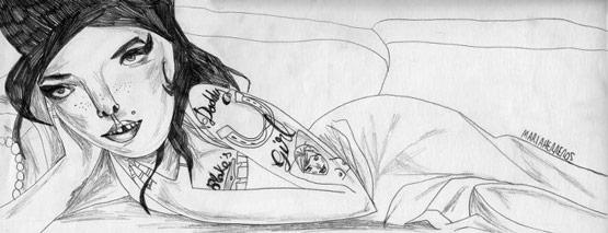Creative Illustration by Maria Herreros