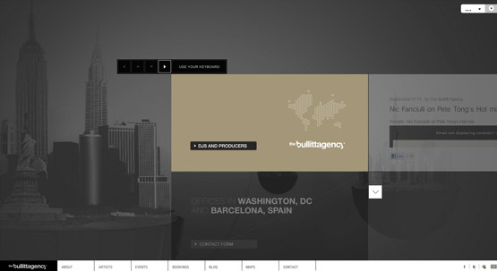 web design  Best 30 HTML5 websites for your inspiration