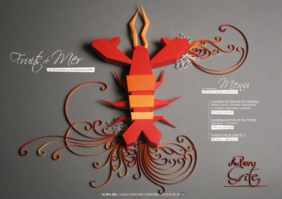 design magazine  Amazing paper sculpture by Zim & Zou studio