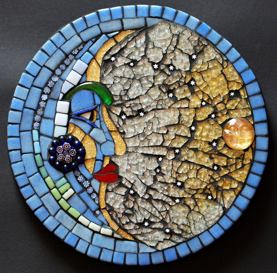 colorful and creative mosaics by laura pattison