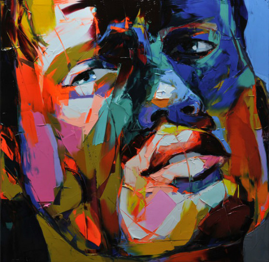 design magazine  Extraordinary portraits by Francoise Nielly