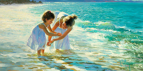 design magazine  Oil paintings by Vladimir Volegov