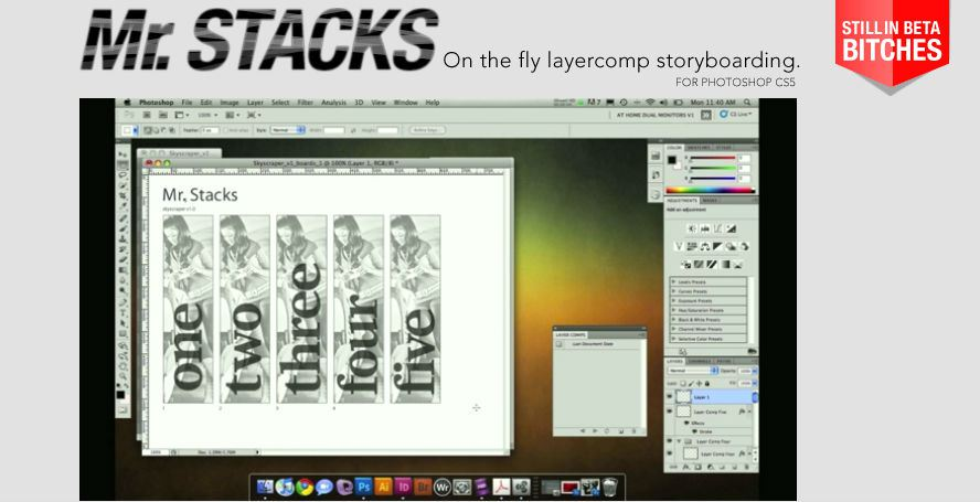 Mr Stacks Photoshop Plugin