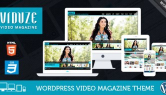 20+ Video Themes For WordPress