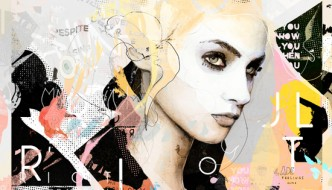Raphael Vicenzi's Collage Art