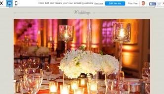 Deciding on a Wedding Website