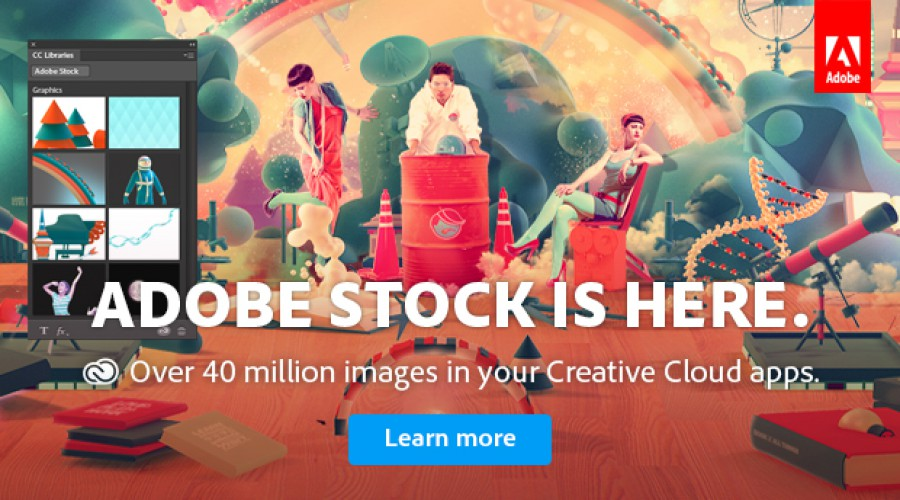 adobe stock feature