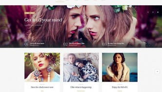 WordPress Themes for Fashion Blogs in 2016