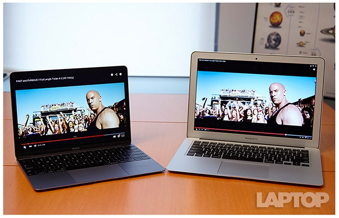 Macbook and Macbook Air
