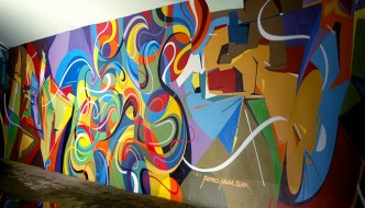 MURALS  Created By: Matt W. Moore