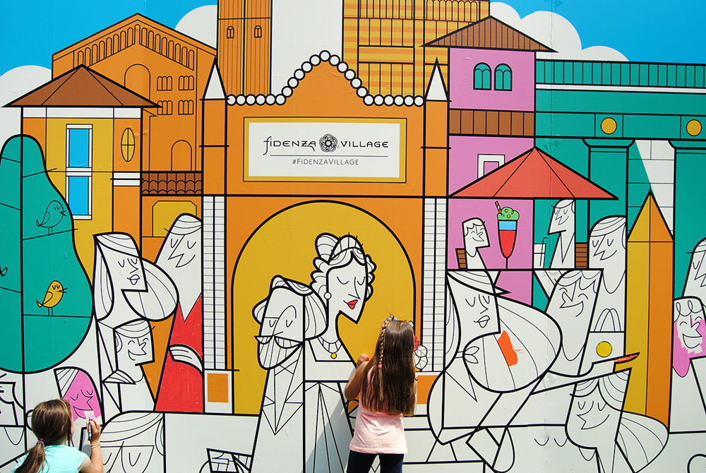 Fidenza Village 7