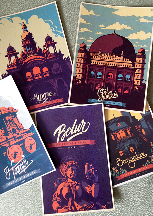 Travel Postcards & Posters 12