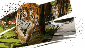 BIG CATS IN SUBWAY Created By: Viktor Miller-Gausa