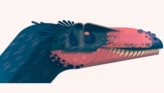 LONELY PLANET DINOSAUR ATLAS Created By: James Gilleard