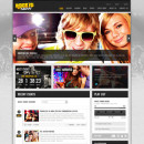 Rockit Now Music Band WordPress Theme