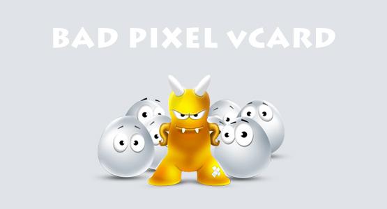 Tutorial – Adobe Photoshop vCard Web Design Layout