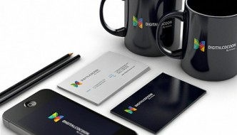 45 Corporate Identity Designs And Branding Renders