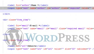 WordPress Custom Contact Form 404 Error – HTML Integration