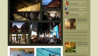 Simple Life – Blog, News, Magazine HTML template