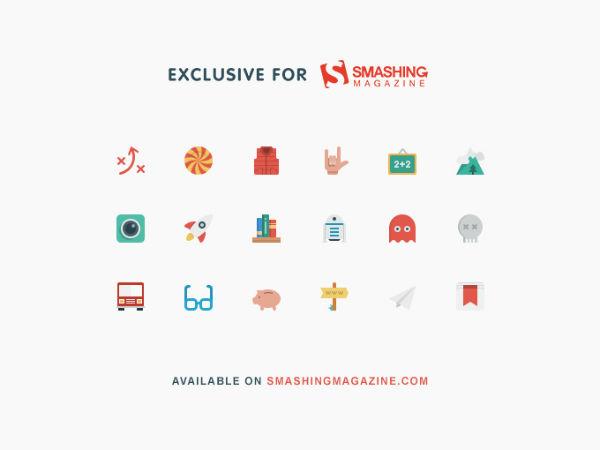 freebie-flat icons psd 9