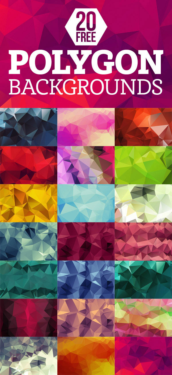 polygon-backgrounds-free 1