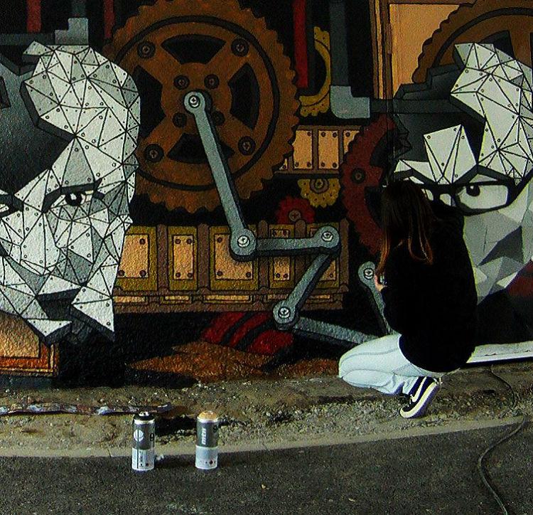 paula duta street art