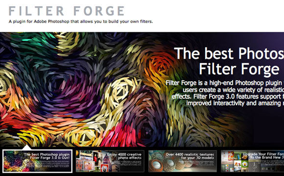 Filter Forge Photoshop Plugin