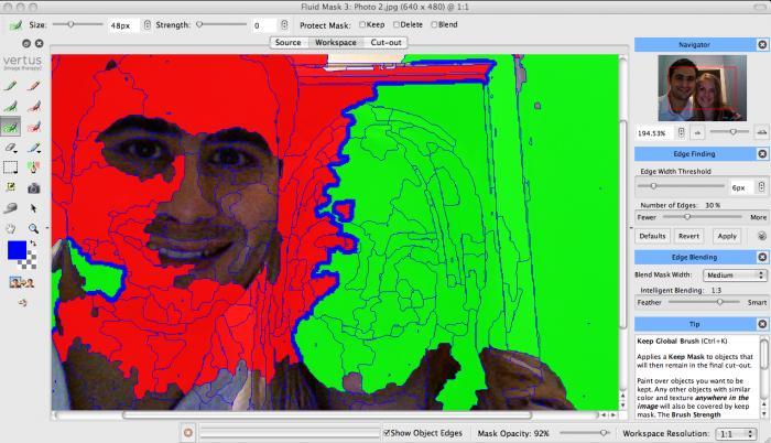 Fluid Mask 3 Photoshop Plugin