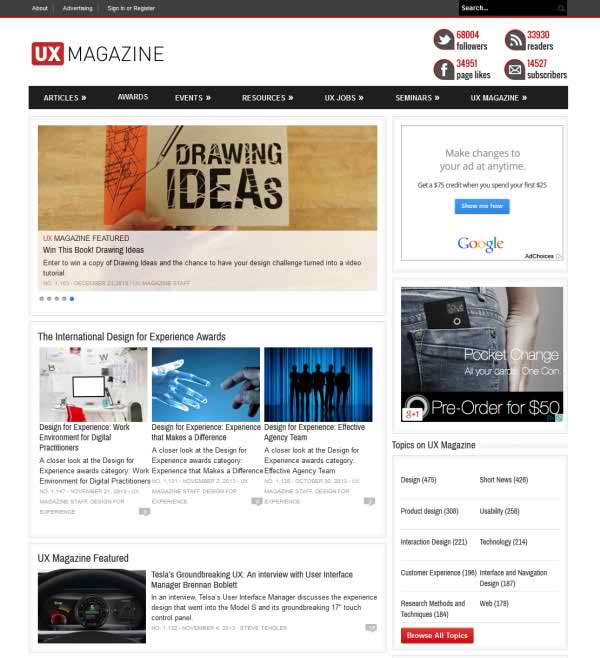 10 + Best Design Magazine For Websites005