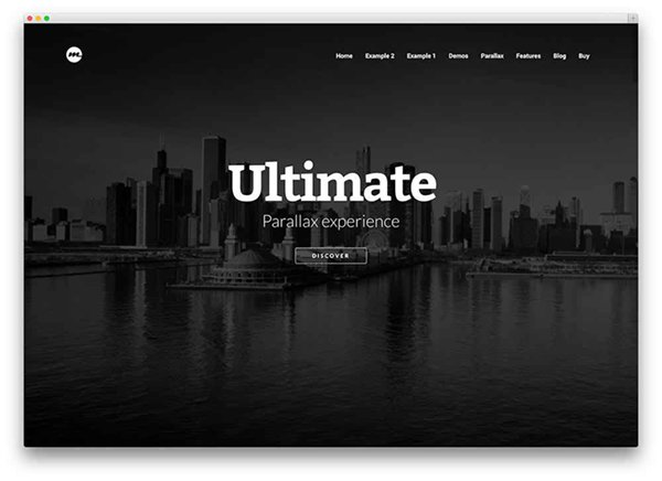 Free WordPress One Page Parallax Themes005