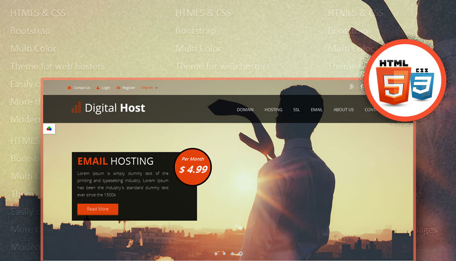 digital Host