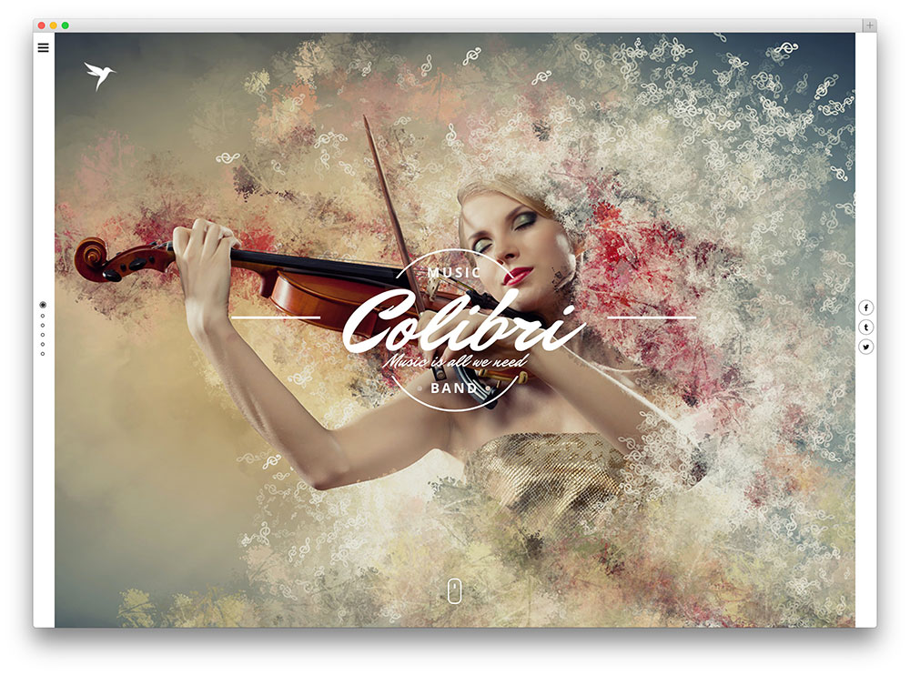 colibri wordpress themes