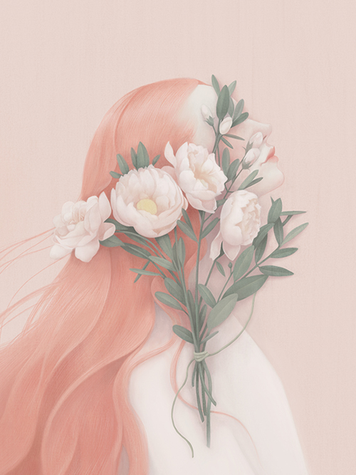 digital illustration by hsiao ron cheng