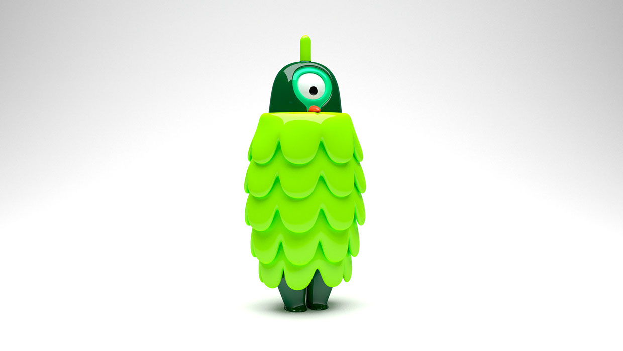 CHARACTER DESIGN FOR ROOSTER 4