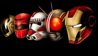ULTIMATE HELMET MASH-UP Created By: Ferdinand Mark Basa