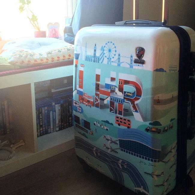 Heys Luggage 10