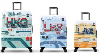 HEYS LUGGAGE Created By: Jing Zhang