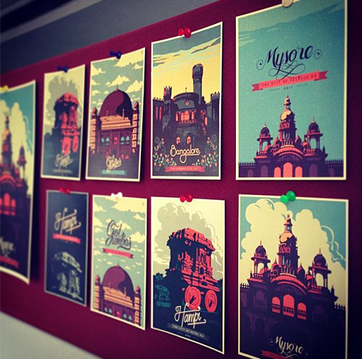 Travel Postcards & Posters 13
