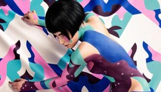 BODYPAINT COLLABORATION FOR MINNA PARIKKA Created By: Janine Rewell