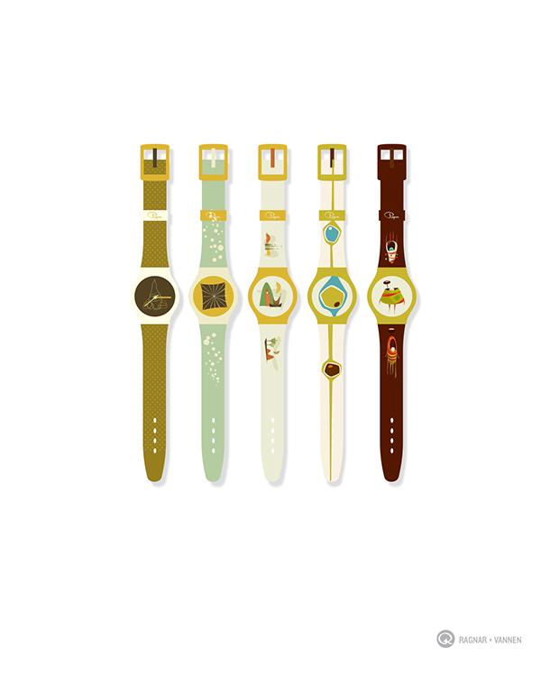 Ragnar Watch Designs 1