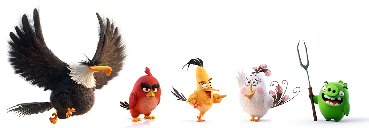The Angry Birds Movie 1