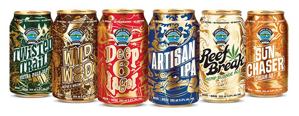 BEER ILLUSTRATION PACKAGING 14