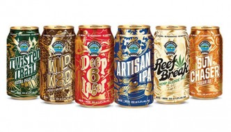 BEER ILLUSTRATION PACKAGING Created By: Oscar Llorens