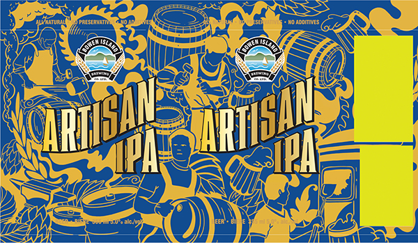 BEER ILLUSTRATION PACKAGING 4
