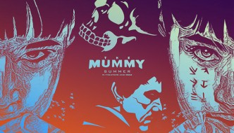 POSTER SERIES OF THE MUMMY Created By: Paulus Kristanto