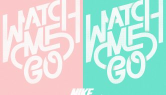 NIKE WATCH ME GO Created By: Tim Easley