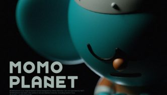 MOMOPLANET | Inner peace Animation Created By: Zigor Samaniego