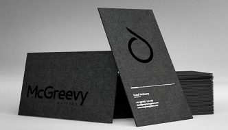 Affordable Custom Logo Design for Business Cards